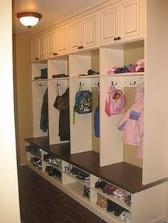 Room To Sit For Shoes Hooks Coats And Backpacks Extra Storage