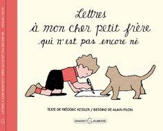Alain Pilon et les éditions Grasset Jeunesse.