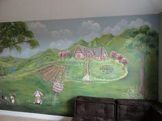 Children Mural - Mural Idea in San Antonio TX