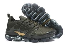 differently bdc50 c5e2d Cheap Nike Air VaporMax Plus Cargo Khaki Sequoia-Clay Green -  www.vapormaxplus.