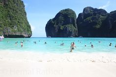 Phi Phi Islands, Thailand..