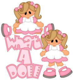 What A Doll - Treasure Box Designs Patterns & Cutting Files (SVG,WPC,GSD,DXF,AI,JPEG)
