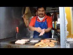 TORTA CUBANA LA ORIGINAL DEL DF - YouTube