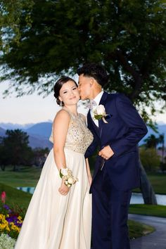 Palm Springs, Prom Portraits  By: Lola Melissa Photography