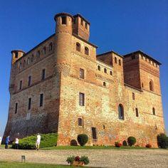 Grinzane Cavour Castle - Piemonte