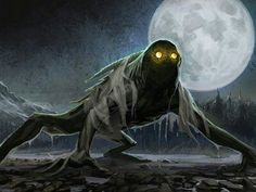 Deep One Emerging by Mike Capprotti Call Of Cthulhu Rpg, Alien Character, World Of Darkness, Sea Monsters, Monster Art, Deep, Horror Art, Creature Design, Macabre