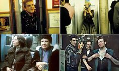 Punks, posers, a smoke and a pint: Life on London Underground beautifully caught on camera in the 1970s and 80s
