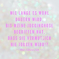 Joggen, Sport, Couch, faul, Spruch, witzig, lustig