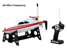Top Race® Remote Control Water Speed Boat, Perfect Toy for Pools and Lakes RED Remote Control Cars, Radio Control, Rc Radio, Blue Boat, Kid Experiments, Flying Car, Boat Design, Modular Design, Speed Boats