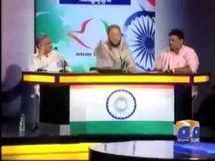 Asaduddin Debate With Pak Media Proud To Be Indian Muslim