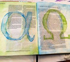 Alpha & Omega Revelation 1:8 Revelation 1:11 Revelation  21:6 Revelation 22:13