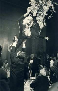 Jayne Mansfield by Robert Lebeck  Berlin 1961