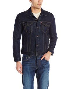 Rinse - The Trucker Jacket at Amazon Men's Clothing store: