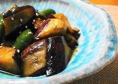 Teriyaki Eggplants Recipe -  Very Delicious. You must try this recipe!