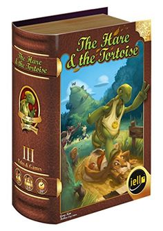 Tales and Games: The Hare and the Tortoise Board Game