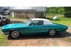Image result for 1966 Ford Thunderbird