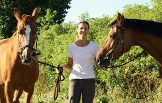 Nadja Krumbiegel: Expertin Reiten