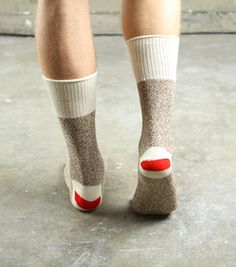 Monkey socks via Huckberry