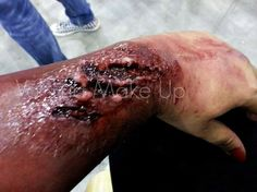 Special effect make up