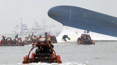Corea del Sud, traghetto naufragato: il vicepreside della scuola, sopravvissuto al naufragio, si è impiccato