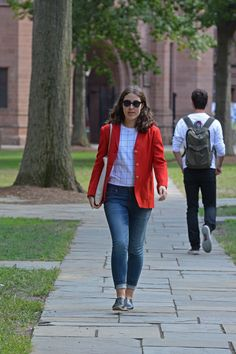 See the Photos: Yale Campus Street Style | Teen Vogue