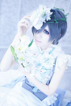 Kuromitu(黒蜜) Ciel Phantomhive Cosplay Photo - Cure WorldCosplay