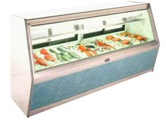 No matter, whether you run a bakery or a meat cases, display cases are equally important in both the cases. The meat cabinets are hygienic serving equipment that provides clear view of the items stored in them.