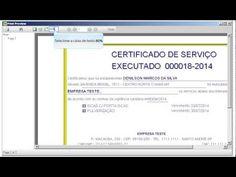 SGAE Dedetizadora Relatorio para emissão de certificado de garantia dos ...