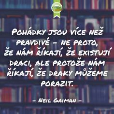 Neil Gaiman, Positive Words, Carpe Diem, Things To Think About, Positivity, Nice Art, Quotes, Books, God