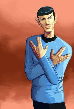 Straight Outta Vulcan....