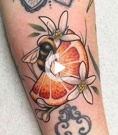 New School Inspiration | Inkstinct #legtattoos Tattoo Uk, Tattoo Kits, Tatoo Art, Diy Tattoo, Samoan Tattoo, Polynesian Tattoos, Stick Tattoo, Leg Tattoos, Body Art Tattoos