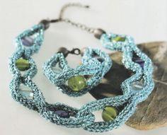 Collana perle Maglia-Fix
