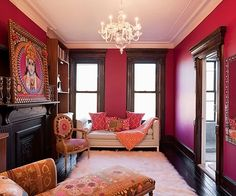 Indian interior idea for loft                                                                                                                                                      More