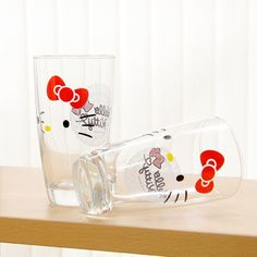 Would make great juice glass for kids beer glass for adults :P #hellokitty