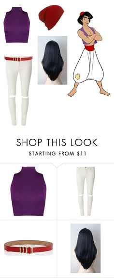 """""""Aladdin"""" by angle12345 ❤ liked on Polyvore featuring WearAll, Dorothy Perkins, Jimmy Choo and Burton"""