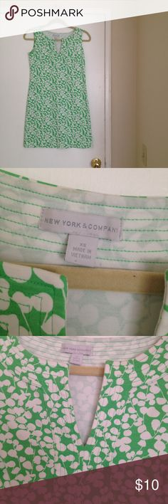 New York & Company mini, sleeveless summer dress New York & Company mini, sleeveless summer dress New York & Company Dresses Mini