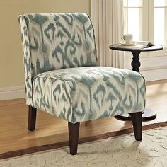 Linon Jasmine Accent Chair