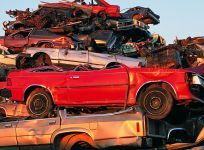 I have given my old cars away numerous times because the didn't work. They are now sitting in a scrap metal yard. Does anyone happen to know what is done with the scrap metal?