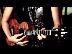 """▶ Brittni Paiva- """"Lights""""- Ellie Goulding- Ukulele Instrumental - YouTube"""