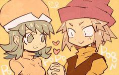 Ponzu and Pokkle
