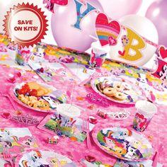 My Little Pony Ultimate Party Kit