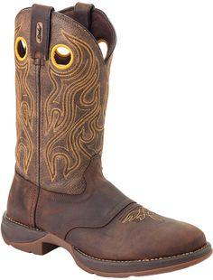 DB5468 Durango Men's Rebel Western Boots - Brown