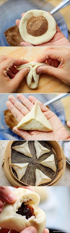 all-food-drink: Chinese Sugar Buns