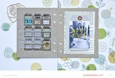 Best Ever *2 Page Layout* by lifelovepaper at @Studio_Calico