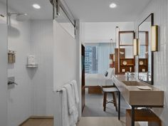 Arlo Crams All NYC Has to Offer Into Their Newest Micro-Hotel