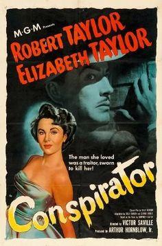 Conspirator (1949) elizabeth #taylor