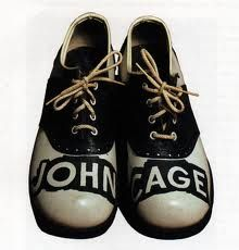 Ray Johnson A Shoe (John Cage Shoes) 1977.