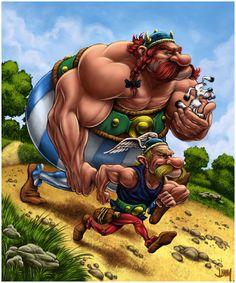 asterix en obelix - Google zoeken
