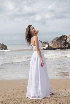 Vestido de novia, RUBI.  PH: Agustin Gotlib