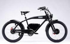 Vélo électrique Diablone / e-byke, Italjet